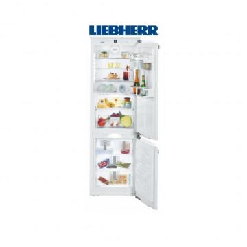 Vestavné spotřebiče - Liebherr ICBN 3386 vestavná chladnička/mraznička, NoFrost, IceMaker, BioFresh, 5 let záruka
