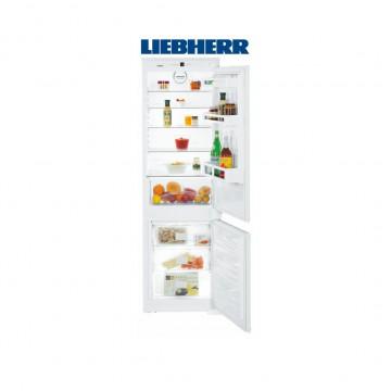 Vestavné spotřebiče - Liebherr ICUNS 3324 vestavná chladnička/mraznička, NoFrost, A++ - 5 let záruka