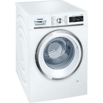 Volně stojící spotřebiče - Siemens WM16W6H0EU automatická pračka, I-DOS, Home Connect, A +++