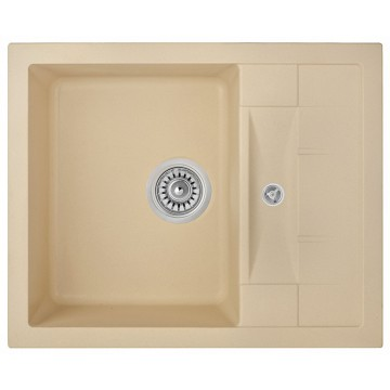 Kuchyňské dřezy - Sinks CRYSTAL 615 Sahara
