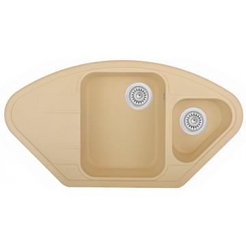 Kuchyňské dřezy - Sinks LOTUS 960.1 Sahara