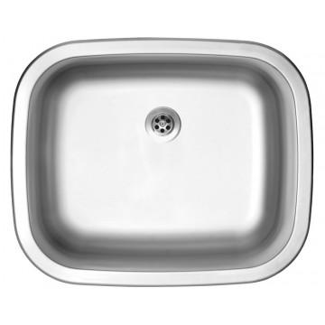 Kuchyňské dřezy - Sinks NEPTUN 526 M 0,6mm matný