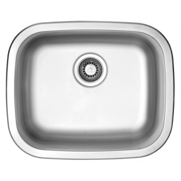 Kuchyňské dřezy - Sinks NEPTUN 526 V 0,6mm matný