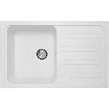 Kuchyňské dřezy - Sinks CLASSIC 740 Milk
