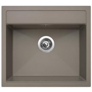 Zvýhodněné sestavy spotřebičů - Set Sinks SOLO 560 Truffle+CAPRI 4S GR