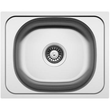 Dřezy - Sinks Sinks CLASSIC 500 V 0,5mm matný