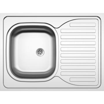 Kuchyňské dřezy - Sinks CLP-D 800 M 0,5mm matný