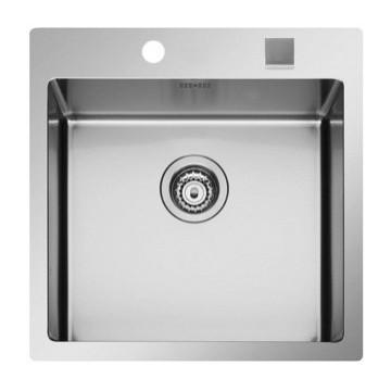 Kuchyňské dřezy - Sinks BOXER 450 RO 1,2mm
