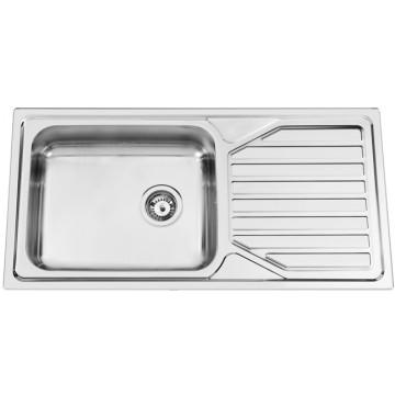 Kuchyňské dřezy - Sinks OKIOPLUS 1000 V 0,7mm leštěný