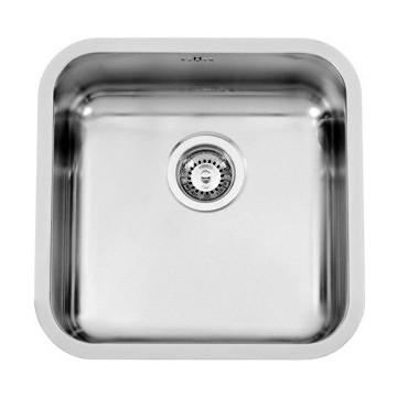 Dřezy - Sinks Sinks BAHIA 440 V 0,8mm spodní leštěný