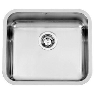Dřezy - Sinks Sinks BELÉM 540 V 0,8mm trojmontáž leštěný