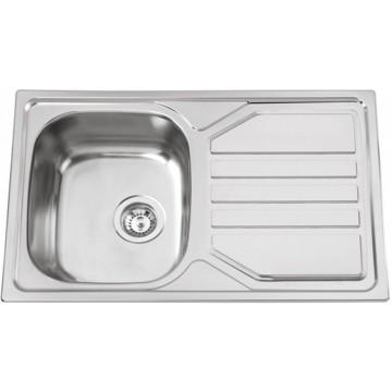 Kuchyňské dřezy - Sinks OKIO 800 V 0,7mm leštěný