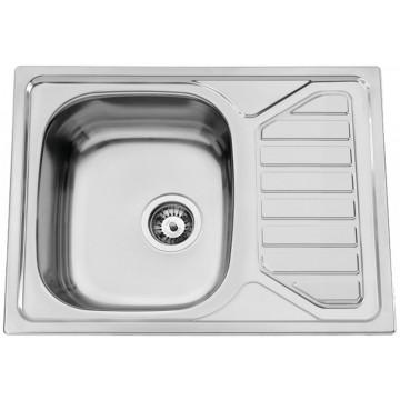 Dřezy - Sinks Sinks OKIO 650 V 0,6mm matný