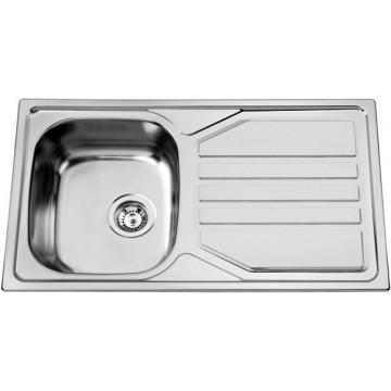 Kuchyňské dřezy - Sinks OKIO 860 XL V 0,6mm leštěný