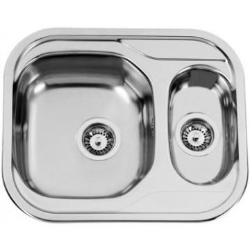 Kuchyňské dřezy - Sinks SKYPPER 600.1 V 0,7mm matný
