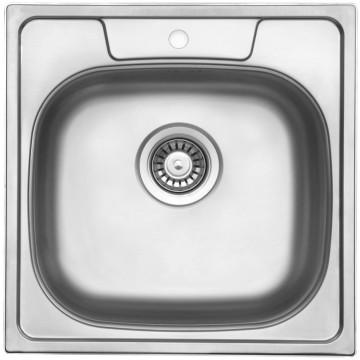 Kuchyňské dřezy - Sinks GALANT 480 M 0,5mm matný