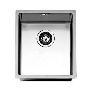 Kuchyňské dřezy - Sinks BOX 390 RO 1,0mm
