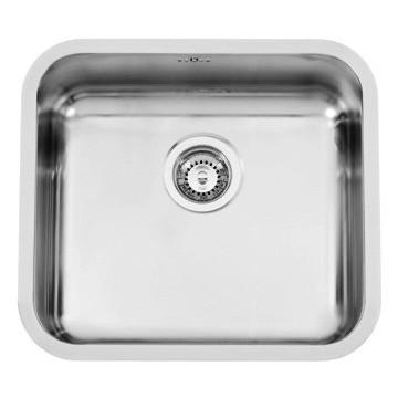 Kuchyňské dřezy - Sinks LAGUNA 490 V 0,8mm trojmontáž leštěný