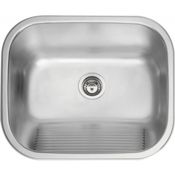 Kuchyňské dřezy - Sinks ACQUAVIVA 550 V 1,0mm leštěný