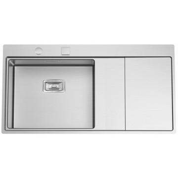 Kuchyňské dřezy - Sinks XERON 1000 levý 1,2mm