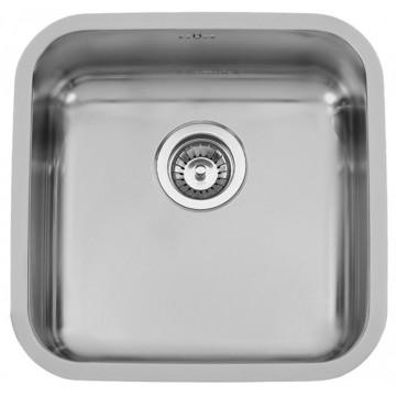 Kuchyňské dřezy - Sinks INDUS 440 V 1,0mm leštěný