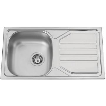 Kuchyňské dřezy - Sinks OKIO 780 V 0,5mm matný