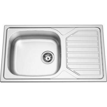 Kuchyňské dřezy - Sinks OKIO 860 XXL V 0,6mm matný
