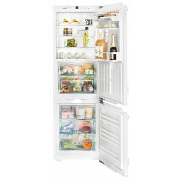 Vestavné spotřebiče - Liebherr ICBN 3376 vestavná chladnička/mraznička, NoFrost, BioFresh