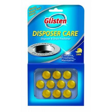 Příslušenství - EcoMaster Čistící a dezinfekční kapsle do drtiče Disposer Care k drtičům odpadu EcoMaster