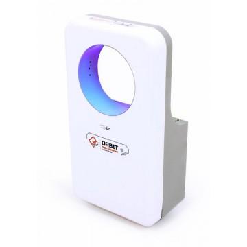 Vysoušeče rukou Jet Dryer - Jet Dryer Vysoušeč rukou ORBIT, Bílý ABS plast