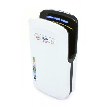 Vysoušeče rukou Jet Dryer - Jet Dryer Vysoušeč rukou SLIM, Bílý ABS plast