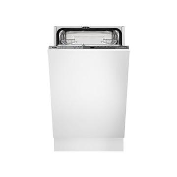 Vestavné spotřebiče - AEG Mastery FSB51400Z vestavná myčka nádobí, 45 cm, A+