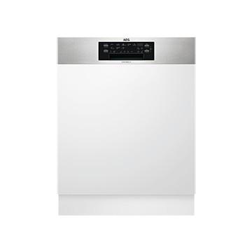 Vestavné spotřebiče - AEG FEE83700PM vestavná myčka nádobí