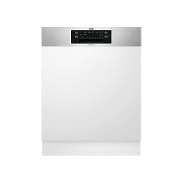Vestavné spotřebiče - AEG Mastery FEE73600PM vestavná myčka nádobí s panelem, 60 cm, A+++