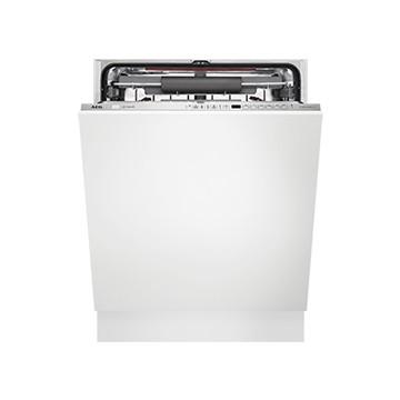 Vestavné spotřebiče - AEG Mastery FSE72710P vestavná myčka nádobí s příborovou zásuvkou, 60 cm, A++