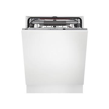 Vestavné spotřebiče - AEG FSE63700P vestavná myčka nádobí