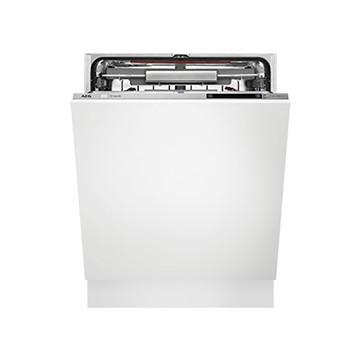 Vestavné spotřebiče - AEG Mastery FSK93800P vestavná myčka nádobí s příborovou zásuvkou, ComfortLift, vnitřní osvětlení, 60 cm, A+++