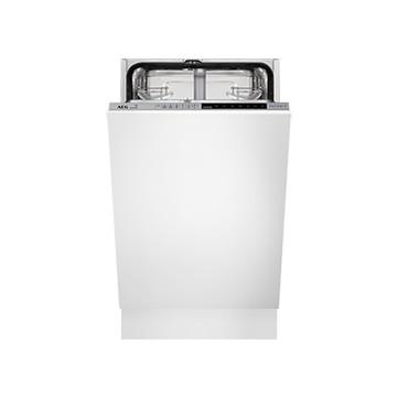 Vestavné spotřebiče - AEG Mastery FSE83400P vestavná myčka nádobí, 45 cm, A+++