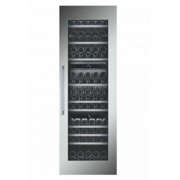 Vestavné spotřebiče - Avintage AVI97X3ZI vestavná vinotéka třízónová, 97 lahví, stříbrná