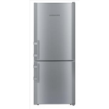 Volně stojící spotřebiče - Liebherr CUsl 2311 kombinovaná chladnička, stříbrná - přebaleno
