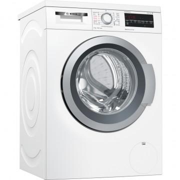 Volně stojící spotřebiče - Bosch WUQ28460EU Serie 6, předem plněná pračka, 8 kg, 1400 otáček za minutu, A+++