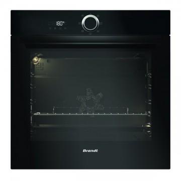 Vestavné spotřebiče - Brandt BXE5532B Multifunkční trouba řady Intellect, objem 73, barva černá