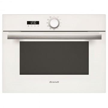 Vestavné spotřebiče - Brandt BKS6135W Vestavná mikrovlnná trouba, bílá, 4 roky záruka