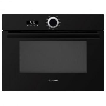 Vestavné spotřebiče - Brandt BKS6135B Vestavná mikrovlnná trouba, černá, 4 roky záruka