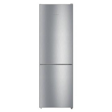 Volně stojící spotřebiče - Liebherr CNEL 4313 Kombinovaná chladnička, NoFrost, nerezová + držák lahví