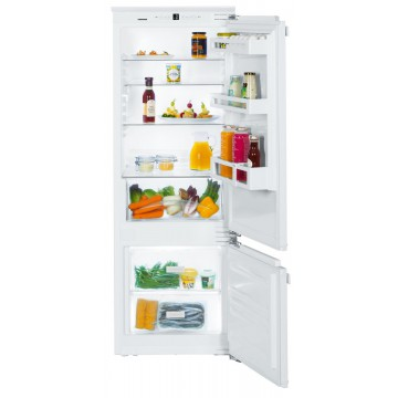 Vestavné spotřebiče - Liebherr ICP 2924 Vestavná kombinovaná lednička s mrazákem dole, SmartFrost, Vario Space
