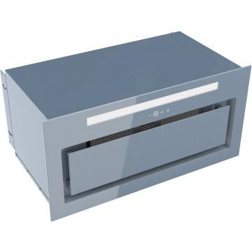 Vestavné spotřebiče - Kluge KMV6020GRG vestavný odsavač par, grafitově šedé sklo, šířka 60 cm, 4 roky bezplatný servis