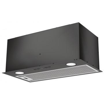Vestavné spotřebiče - Kluge KMV6010B vestavný odsavač par, černý, šířka 60 cm