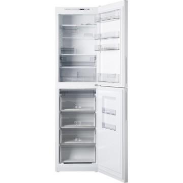 Volně stojící spotřebiče - Romo RCA378A++ volně stojící kombinovaná chladnička, nízkoteplotní zóna, FastFreeze, bílá, 4 roky bezplatný servis