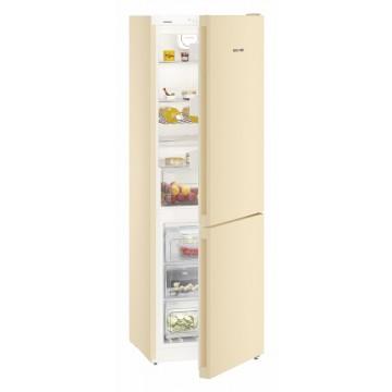 Volně stojící spotřebiče - Liebherr CNbe 4313 chladnička/mraznička, NoFrost, A++, béžová